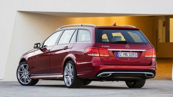 2013 Mercedes-Benz E-Class: diesel hybrid confirmed for