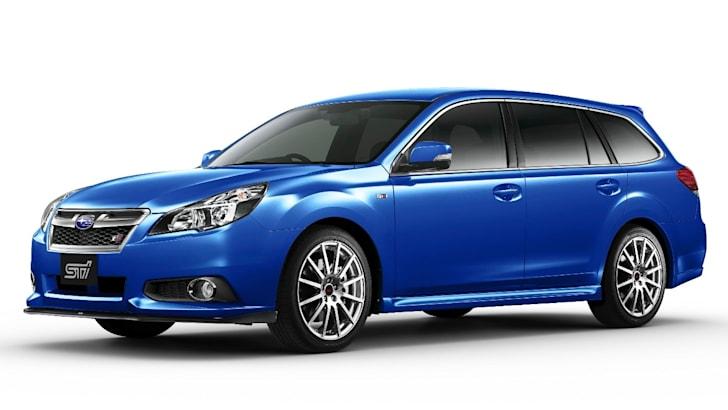 Subaru Legacy Touring Wagon STI