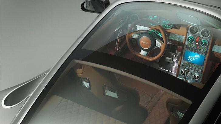 Spyker B6 Venator Concept -4