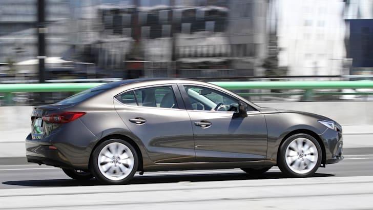 2014 Mazda 3 Sedan - Driving 1