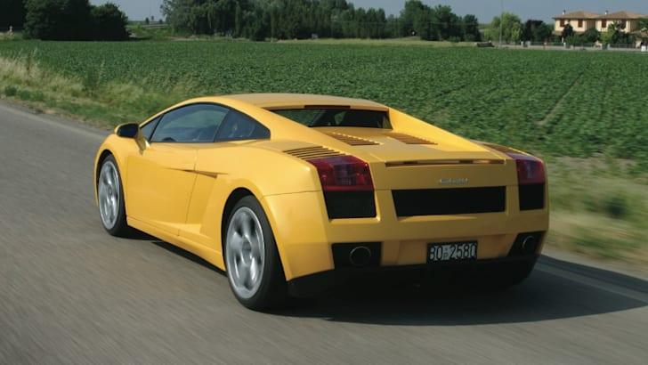 Lamborghini Gallardo Coupe - 2