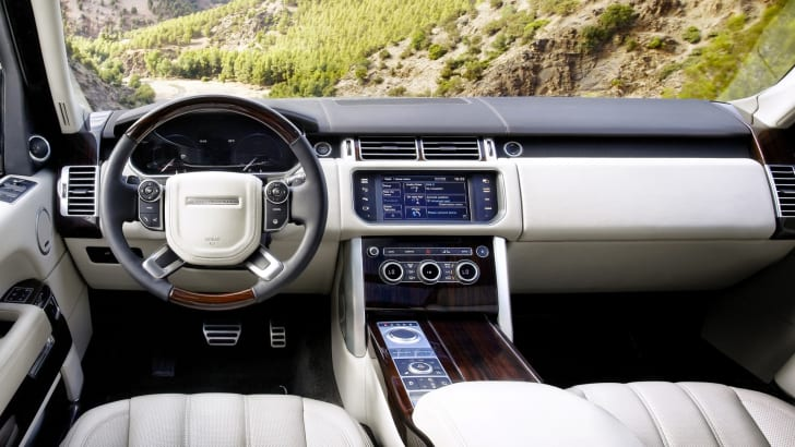 Range Rover Hybrid to achieve 6 3L/100km   CarAdvice