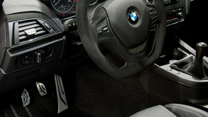 2012 Bmw 1 Series M Performance Accessories Unveiled Caradvice