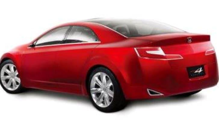 Honda Sports 4 Concept