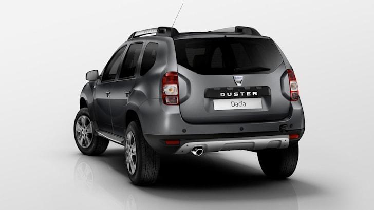 Dacia Duster Facelift - 2