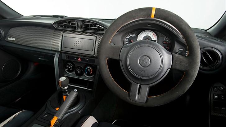 Toyota 86 14R-60 - interior
