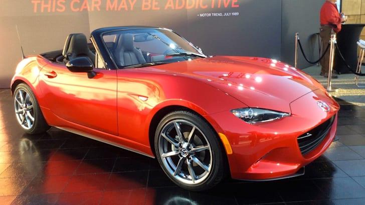 Mazda MX-5 shots2