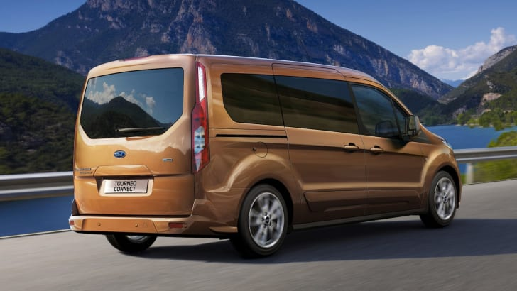 Ford Transit Connect Wagon - 2