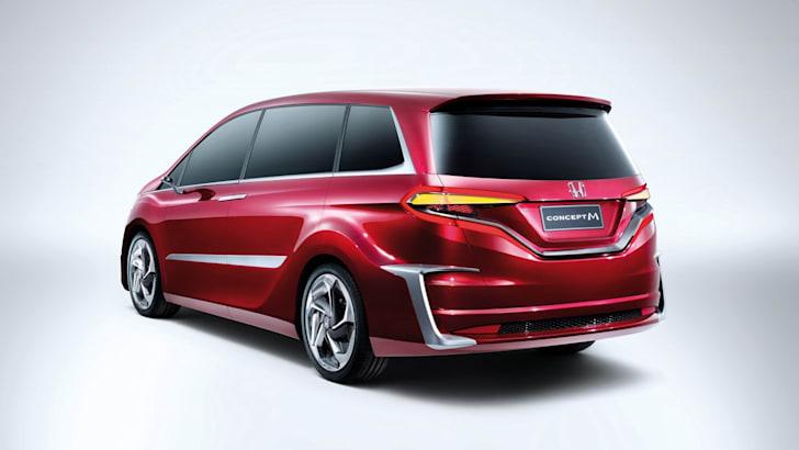 Honda Concept M - 4