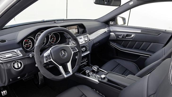 Mercedes-Benz E-Class - 6