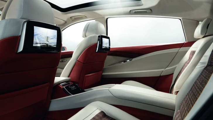 2010 BMW 5 Series GT concept