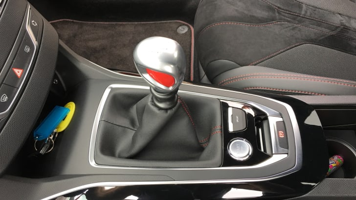 Peugeot 308 GTi - 12