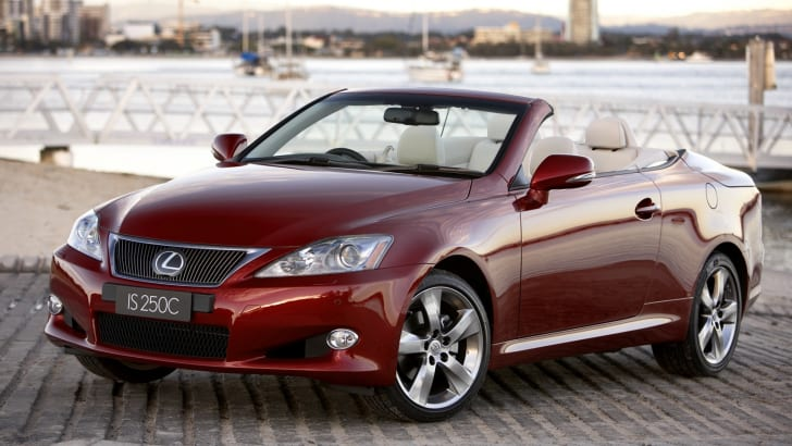 2009 Lexus IS 250C Sports Luxury
