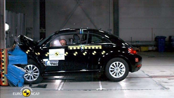 Volkswagen Beetle - ANCAP