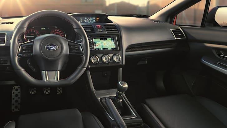 2014 Subaru WRX08