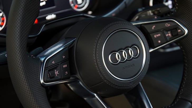 2015 Audi TT design 9