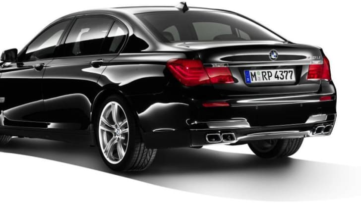 BMW introduces M Sports Package for 7 Series