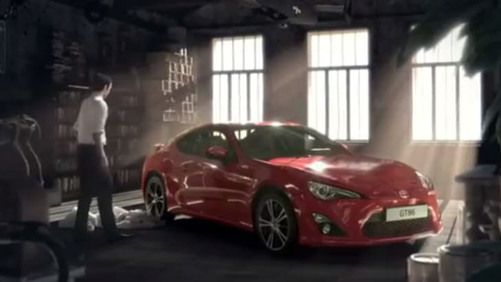 Toyota 86 Real Deal - 1