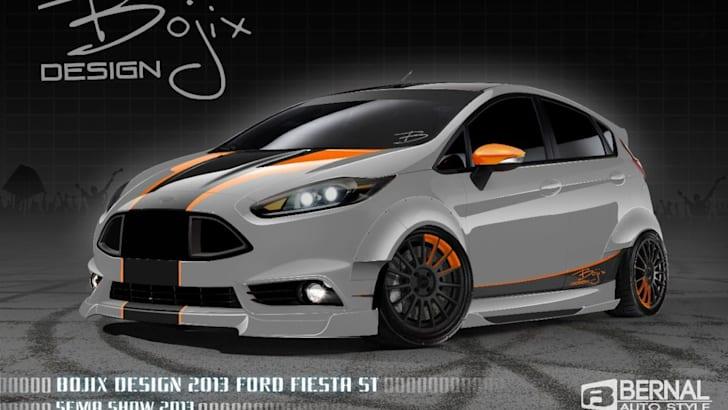 Ford Fiesta SEMA3
