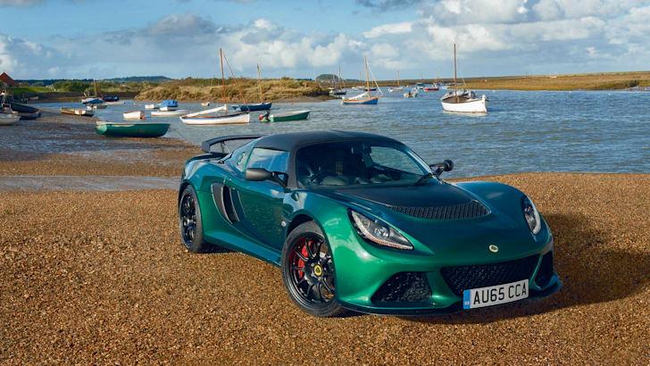 Lotus Exige Sport 4