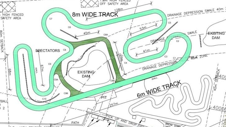 Luddenham Raceway - 2