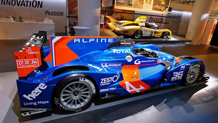 Alpine LM P2 - 4