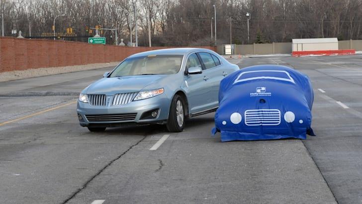 Ford Testing New Active Crash-Avoidance Technologies