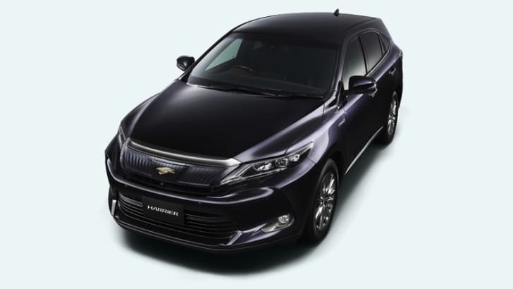 Toyota Harrier 2014 - 3