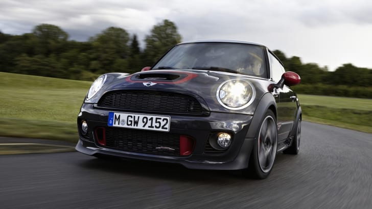 Mini John Cooper Works GP - 5