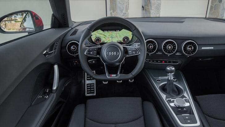 2014 Audi TT 5