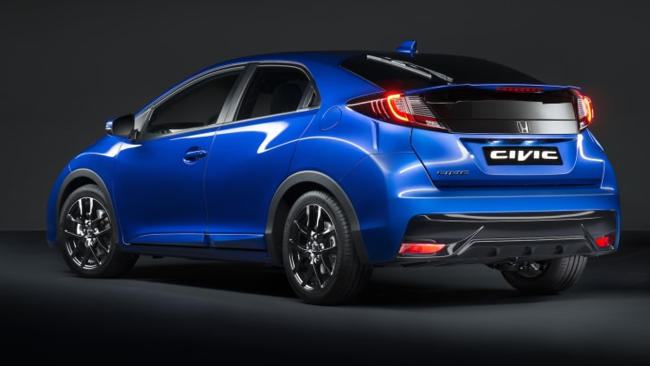 2015 Honda Civic Sport-4