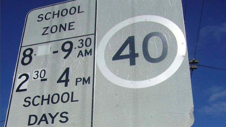 School Zone - 2