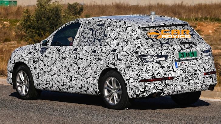 2015 Audi Q7 Spied - 5