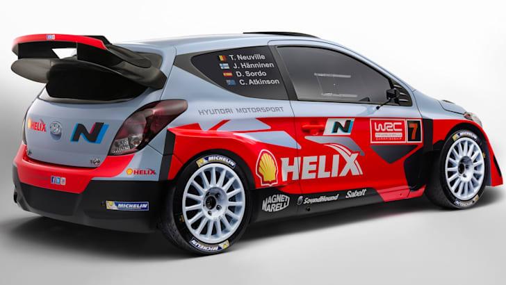 Hyundai i20 WRC - 4