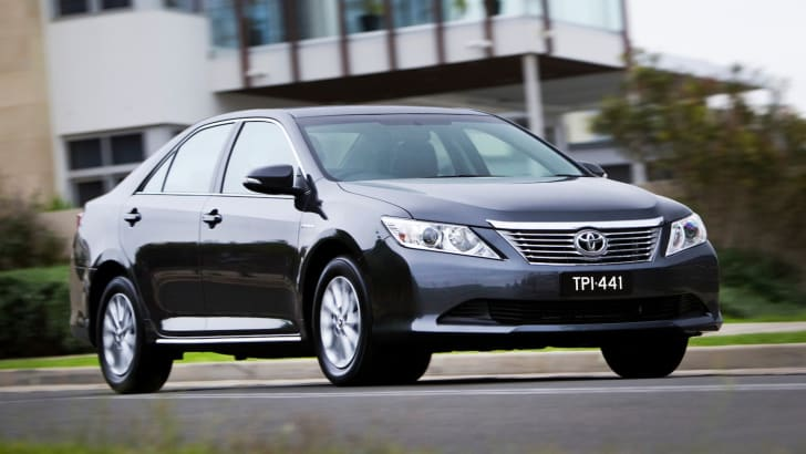 2012 Toyota Aurion AT-X
