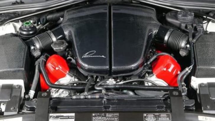 BMW M5 CLR 500 RS Engine