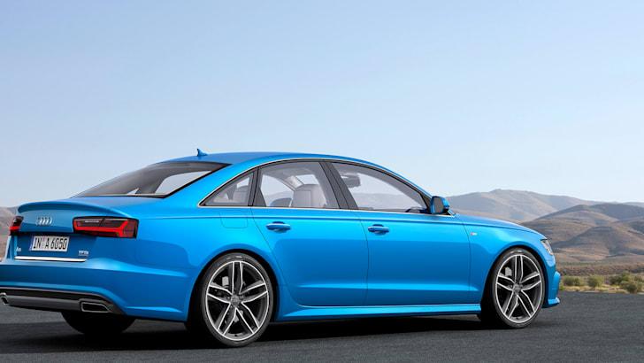 Audi A6 update sedan