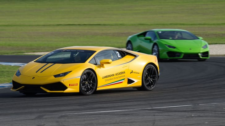Lamborghini Huracán LP580-2 Phillip Island - 20th April 2016