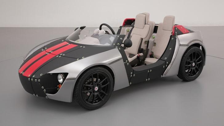 Toyota Camatte57s Concept - 6