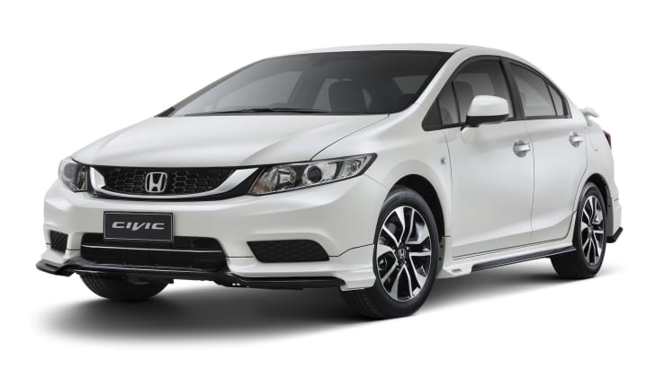 Honda_Civic_Limited_Edition_front