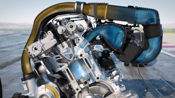 bmw-m4-motogp-safety-water-injection-engine-cutaway