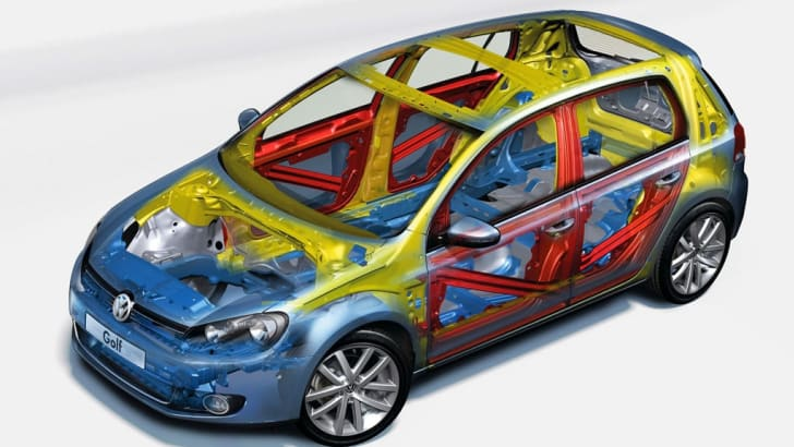 2009 VW Golf scores five-star EuroNCAP rating