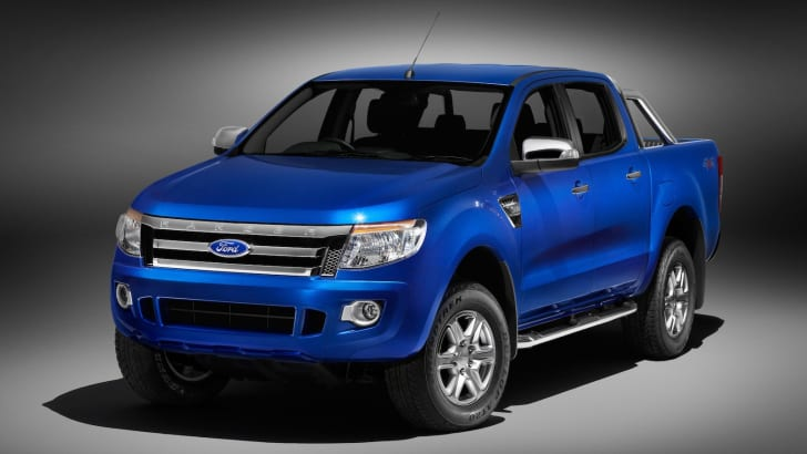 Ford Ranger - Double Cab
