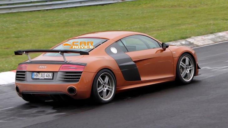 Audi R8 GT Spied - 6