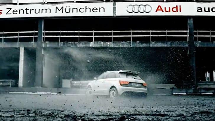 Audi A1 quattro - 1