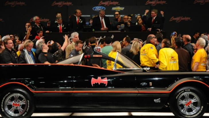 Original 1966 Batmobile Sold - 3