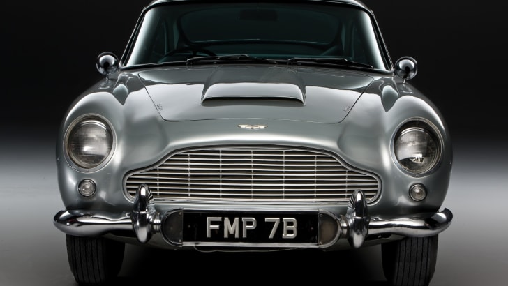 Bond Aston Martin DB5