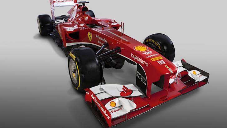 Ferrari F138 - 2