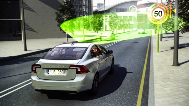 Volvo Safety - 2