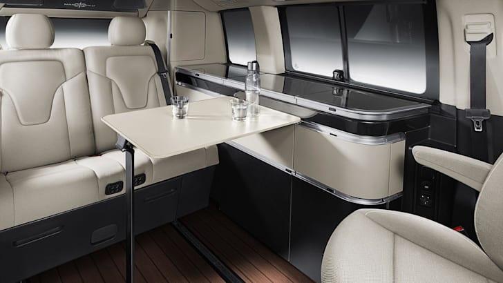 Mercedes-Benz V-Class Marco Polo 2